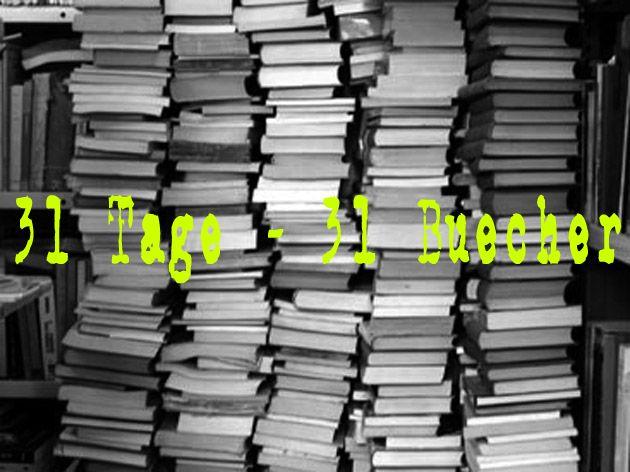 31 Tage - 31 Bücher